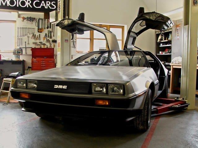 DeLorean Texas