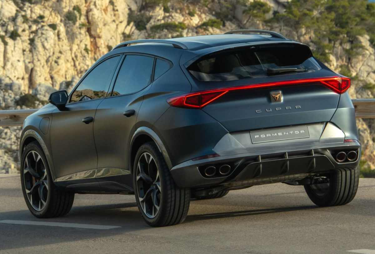 The Cupra Formentor, from € 44,670 in France