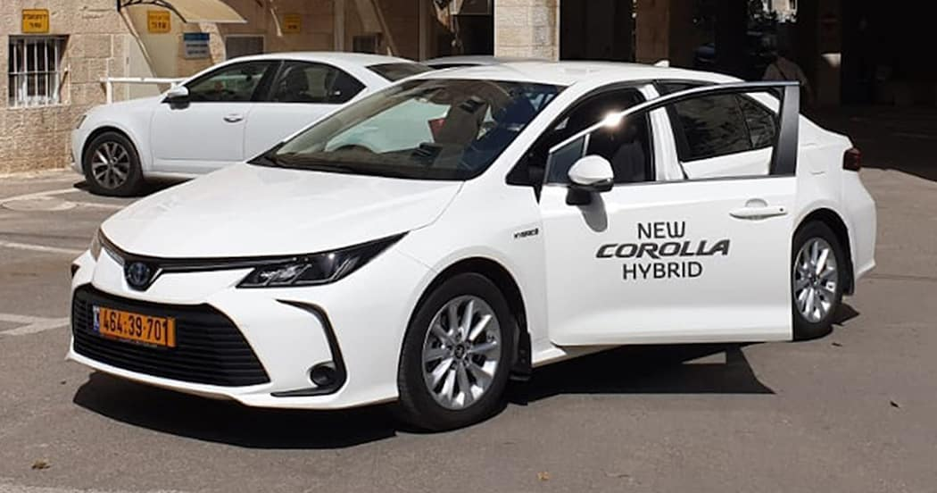 Israel New Vehicle Registrations Half Yearly Data