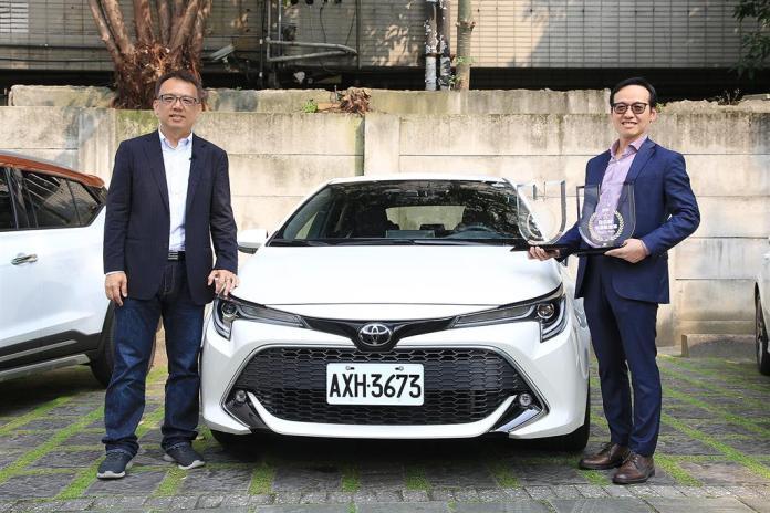 Sales year 2020, Taiwan: Ojito with Porsche