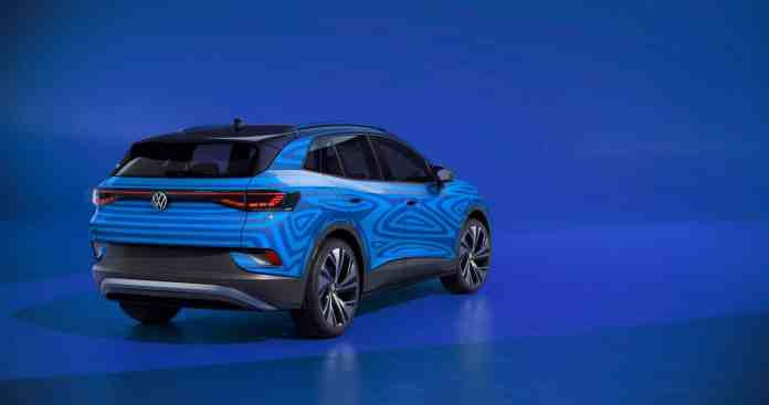 The manufacturing of the Volkswagen ID.4 starts: New details of the model ...