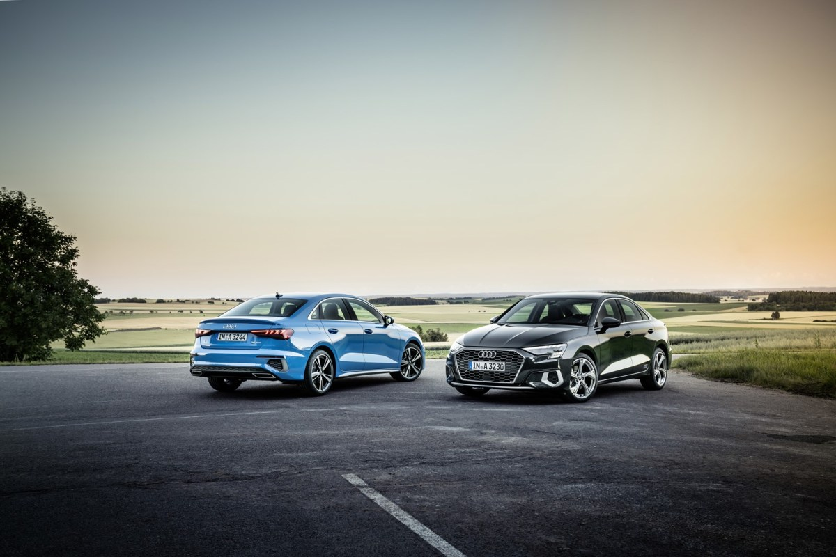The compact, now more sporty and attractive
