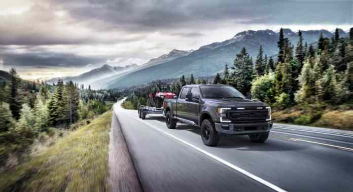 Ford Super Duty even more impressive thanks to Roush Performance
