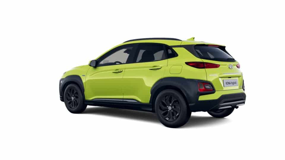 New special SLE series for the Hyundai Kona Hybrid