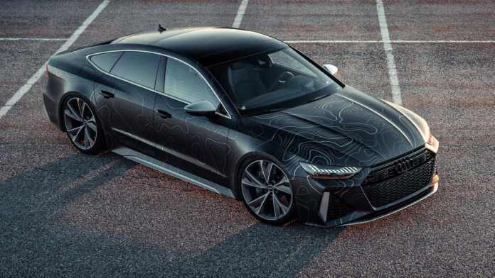Up to 375 additional hp for the mighty Audi RS 7 Sportback