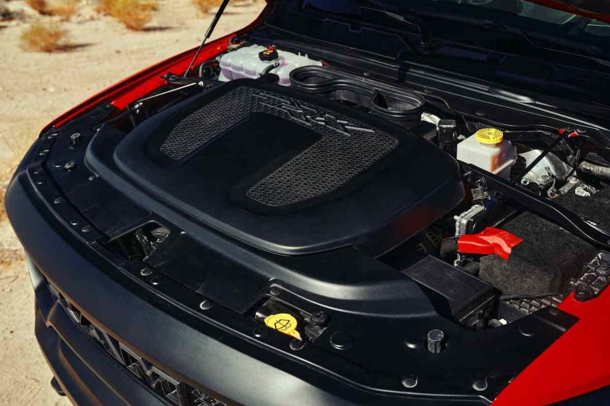 Grab the bib and enjoy the wildest RAM 1500 TRX