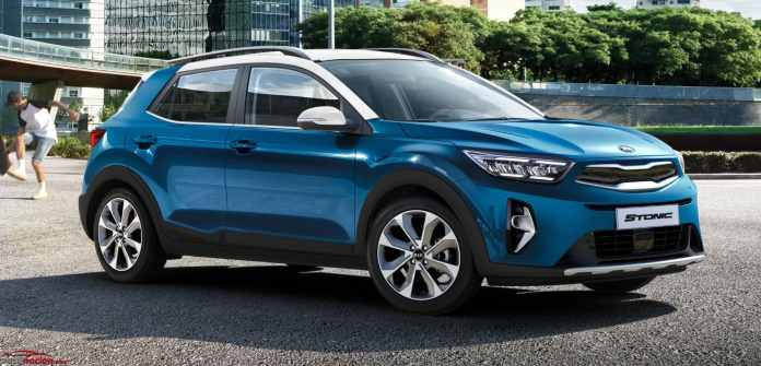 Our French neighbors can now buy the renovated Kia Picanto, Rio and Stonic