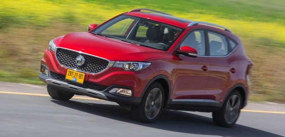 New Car Sales January 2021, Israel