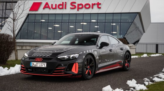 There is already a date for the debut of the Audi e-tron GT: we wait for it like May water