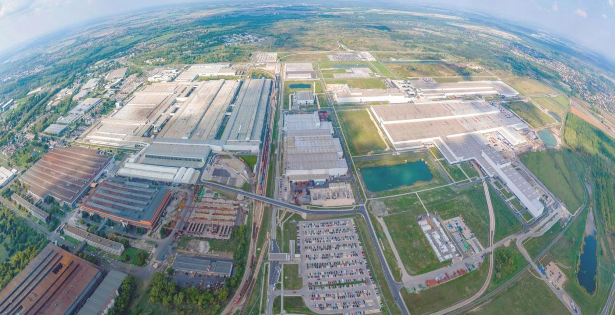 Do you know where Audi makes its models ?: All its factories