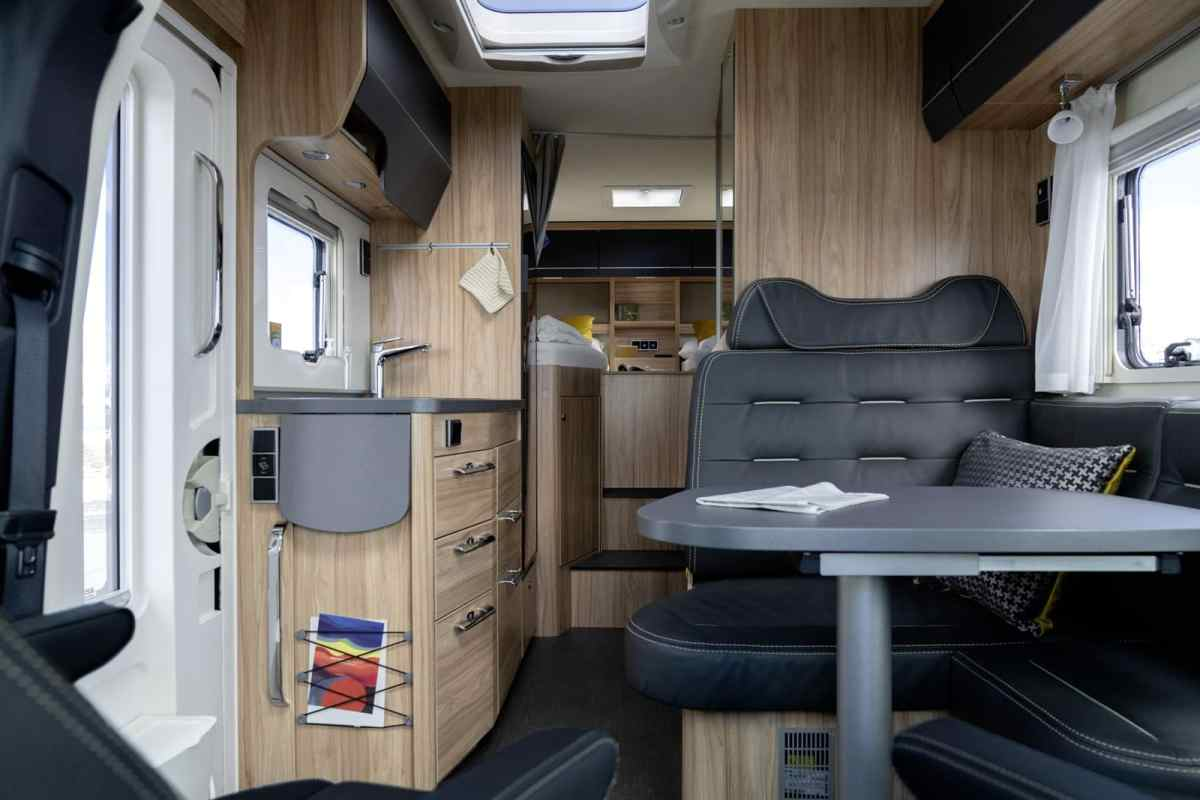 Hymer's new CrossOver range will take you to the end of the world in a luxurious apartment