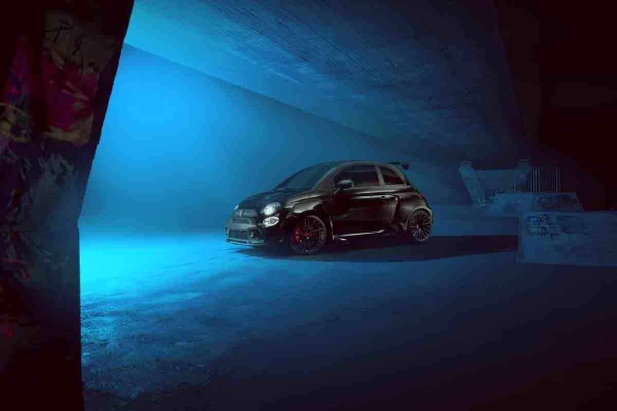 POGEA RACING presents the Fiat Abarth 595 HERCULES