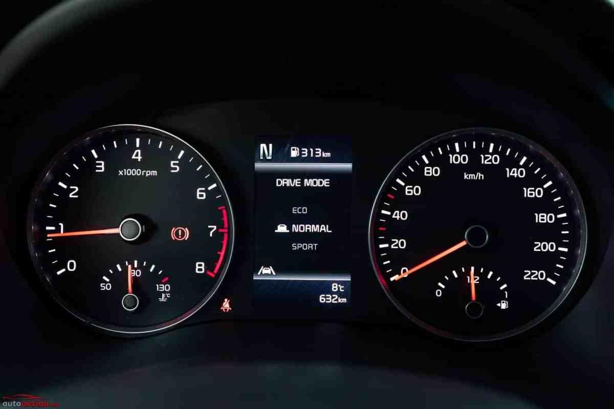 Opinión y prueba Kia Rio 1.0 gasolina 100 CV pegatina ECO