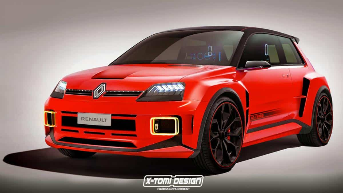 If you liked the Renault 5, these proposals for Alpine will make you fall in love