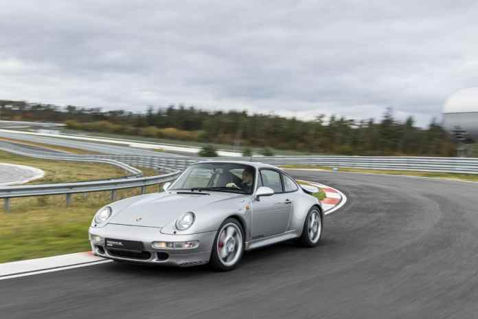 A look back at the history of the iconic Porsche 911 Turbo