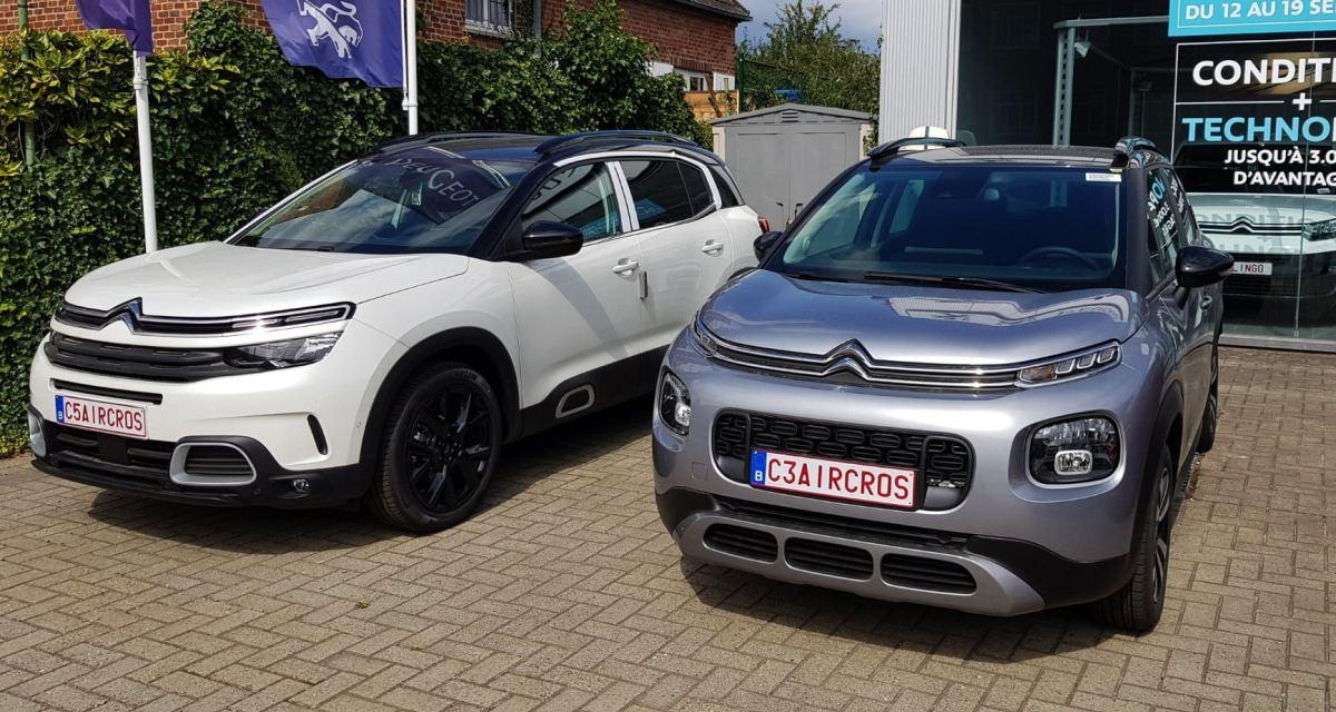 The Citroën C3 leads the market