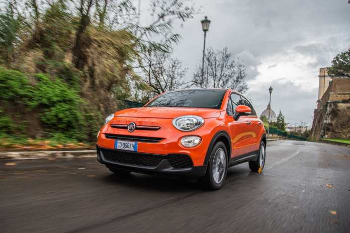 Now on sale the Fiat 500X MY2021: Here the prices