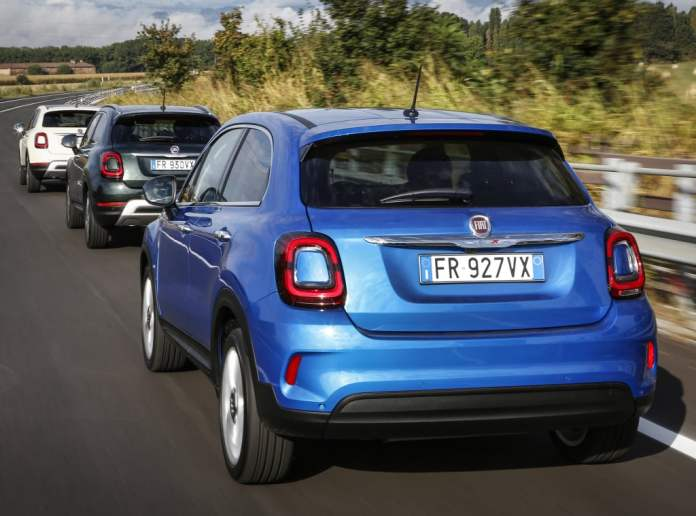 A rival for the VW T-Roc