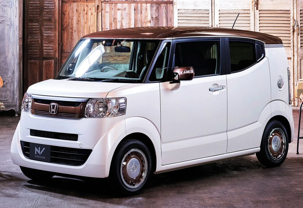 Sales year 2020, Japan: The national product sweeps