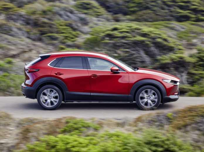Mazda CX-30 MY2021 range arrives with Euro 6d Full engines