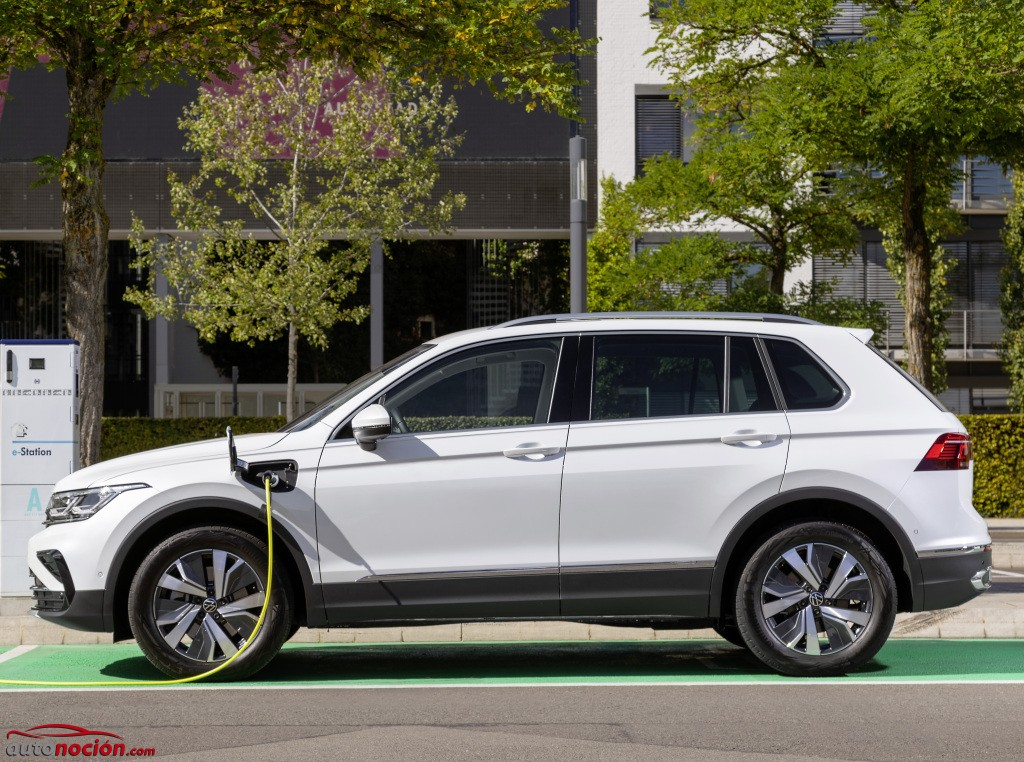 Marketing of the Volkswagen Tiguan eHybrid begins in Spain: Here are the prices