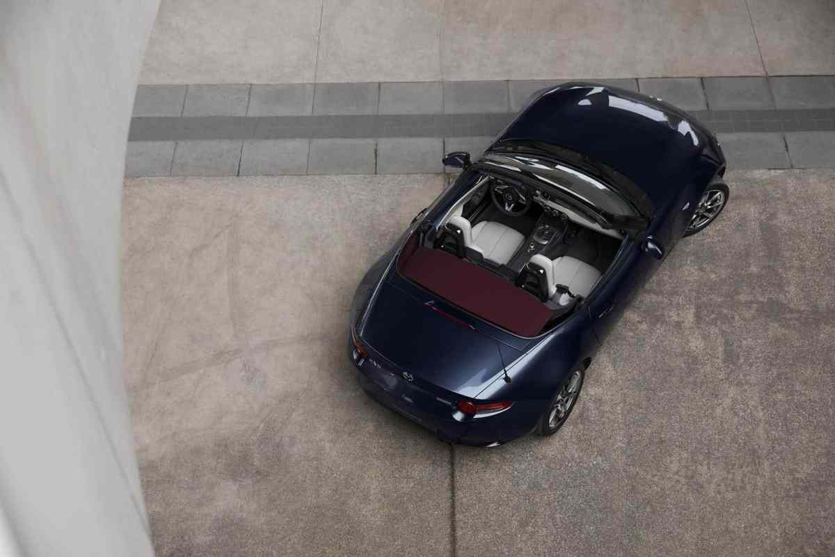 Mazda MX-5 2021: these are the news