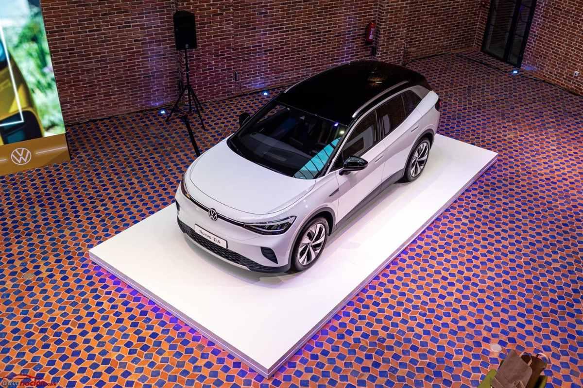 Volkswagen ID.4 first impressions 2021
