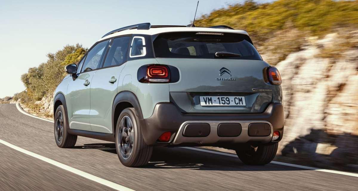 Official: New Citroën C3 Aircross