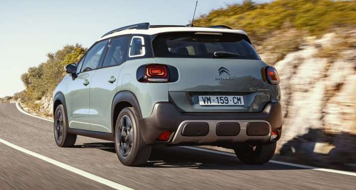 Official: New Citroën C3 Aircross