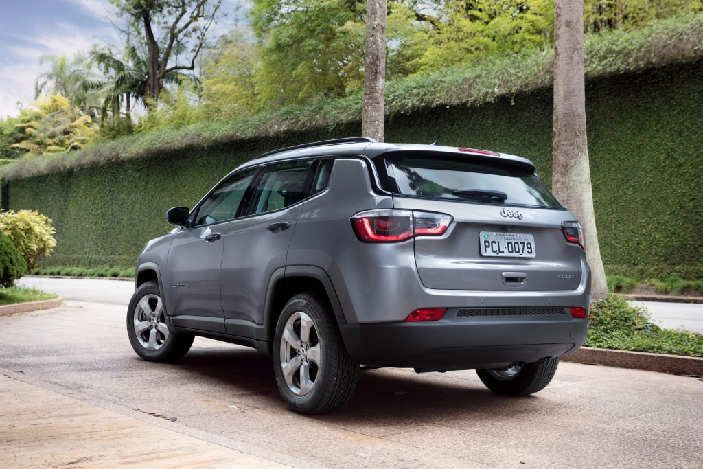 New Jeep Compass Sport Plus: More for less