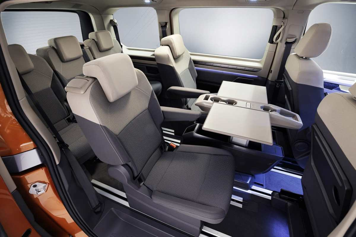The Volkswagen Multivan T7 already has prices for Spain
