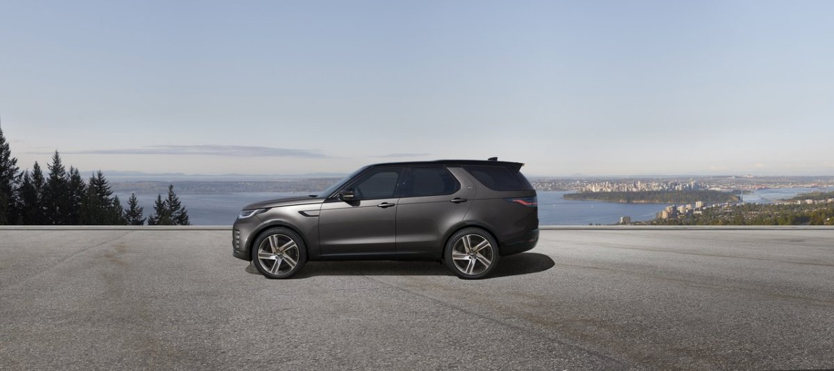 The Land Rover Discovery Metropolitan stands out for its complete equipment and an exclusive combination of design and technologies