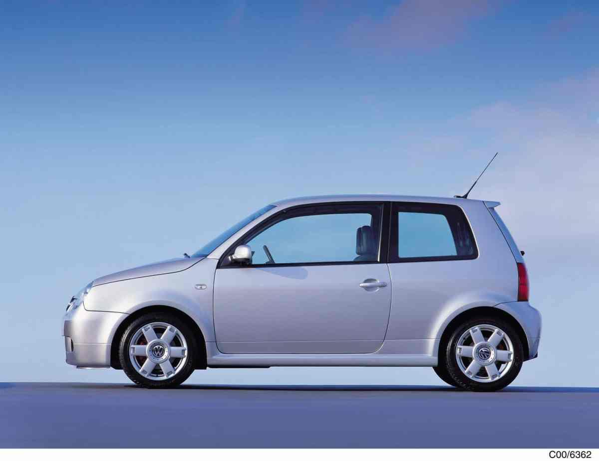 Volkswagen Lupo GTI side