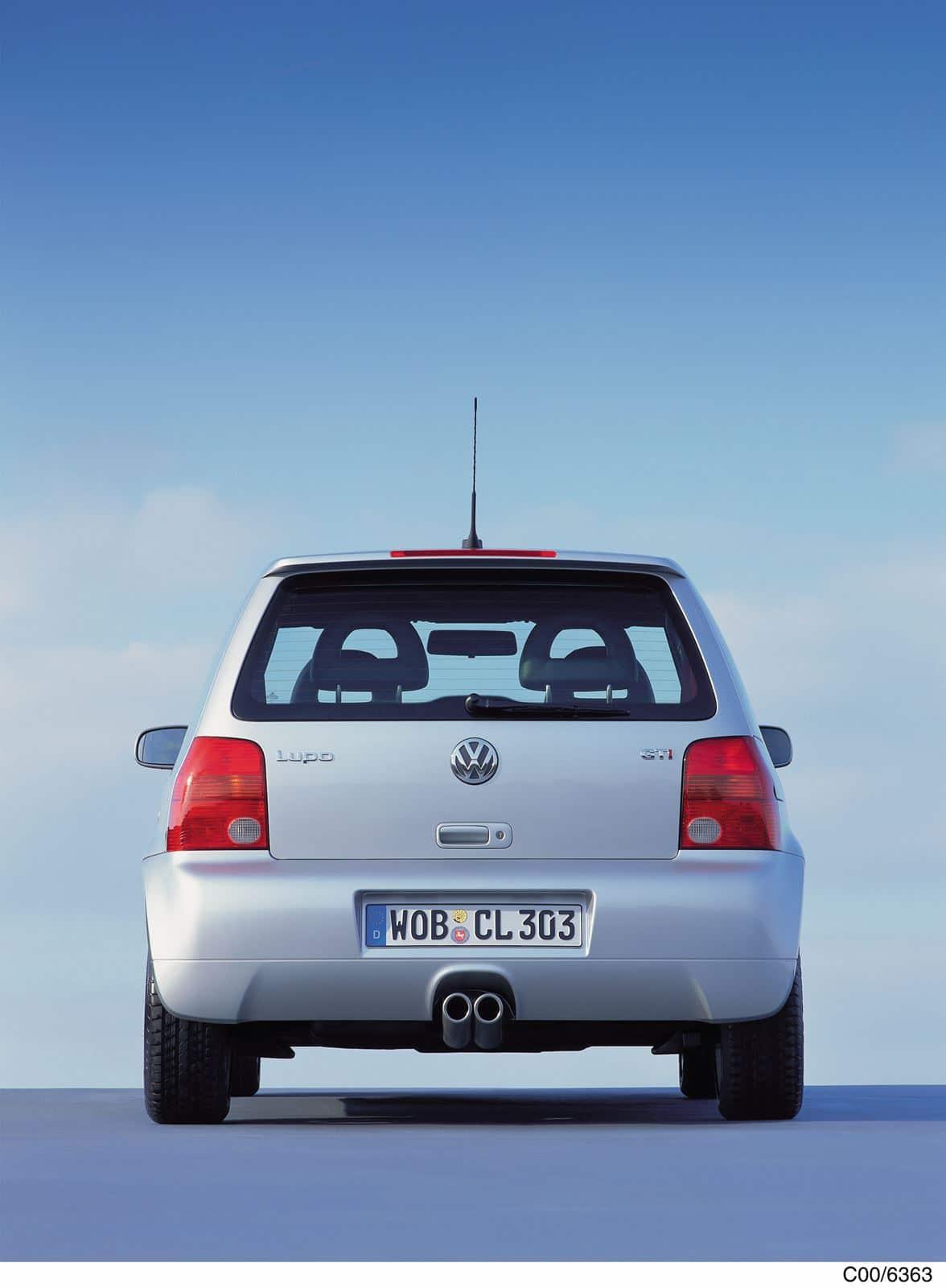 Volkswagen Lupo GTI rear