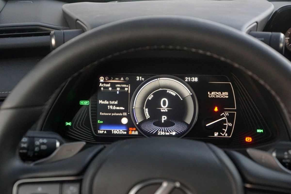 Opinión y prueba Lexus UX 300e Luxury y UX 250h F-Sport