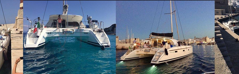 Escursioni in Yacht e Barca a Vela