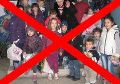 dzieci Kosowo pomoc humanitarna