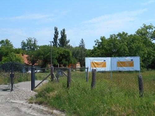 ulaz Umetnicke kolonije u Backoj Topoli