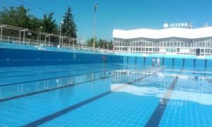 Sredjivanje bazena SC Jezero 4 - kikinda