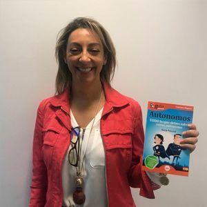 Mariló Sánchez ya tiene su GuíaBurros para autónomos