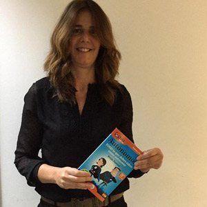 Blanca Sáenz ya tiene su GuíaBurros para autónomos