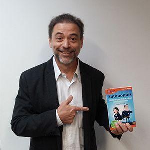 Javier Galué ya tiene su GuíaBurros para autónomos