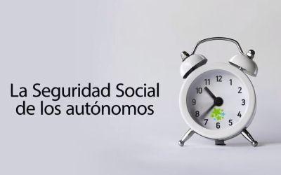 La Seguridad Social de los autónomos