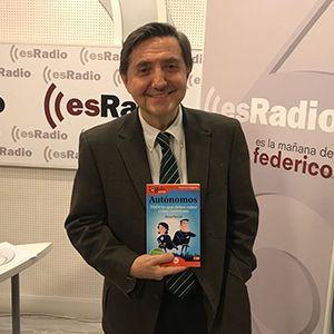 Federico Jiménez Losantos ya tiene su GuiaBurros para autónomos