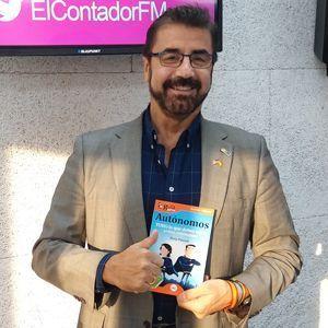 Juan Pedro Tudela ya tiene su GuiaBurros para autónomos