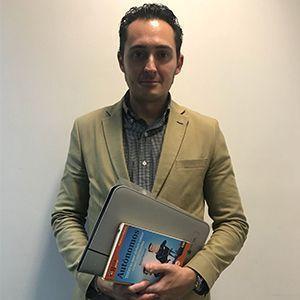 Pablo García-Valdecasas ya tiene su GuiaBurros para autónomos