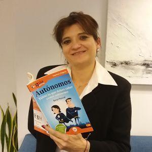 Eva María Nicolás Carril ya tiene su GuíaBurros para autónomos