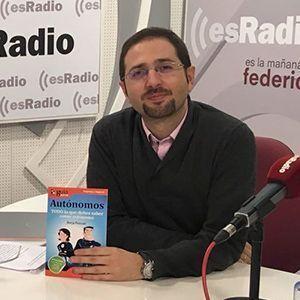 Manuel LLamas ya tiene su GuíaBurros para autónomos