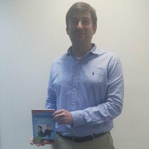 Javier Escribano ya tiene su GuíaBurros para autónomos