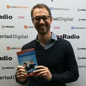 Jaime Rodríguez ya tiene su GuíaBurros para autónomos